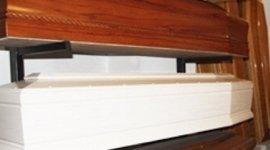 cofani mortuari in legno, cofani mortuari su misura, produzione cofani mortuari