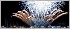 spettacoli fuochi artificio
