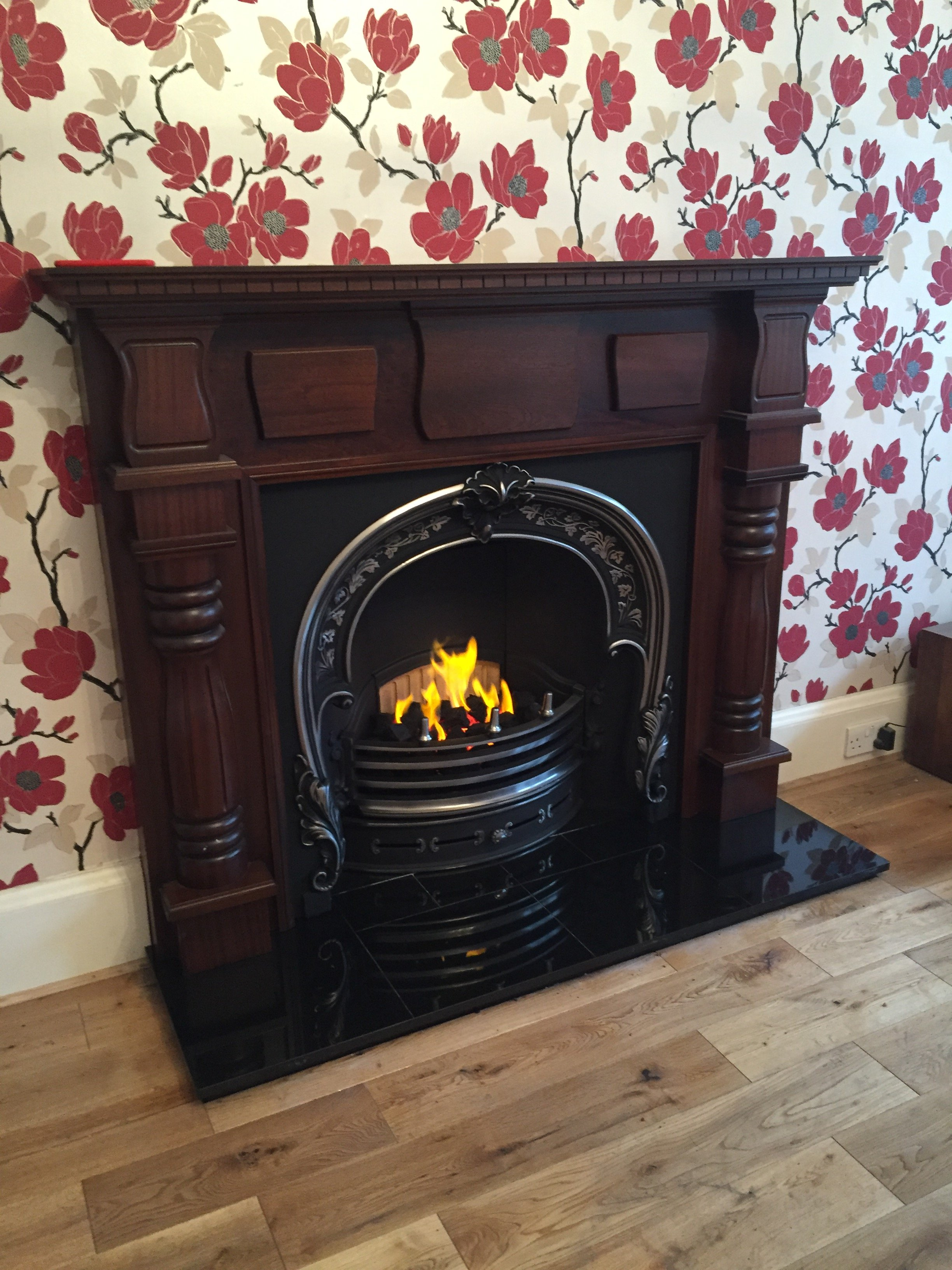 fireplace surrounds in glasgow and surrounding areas