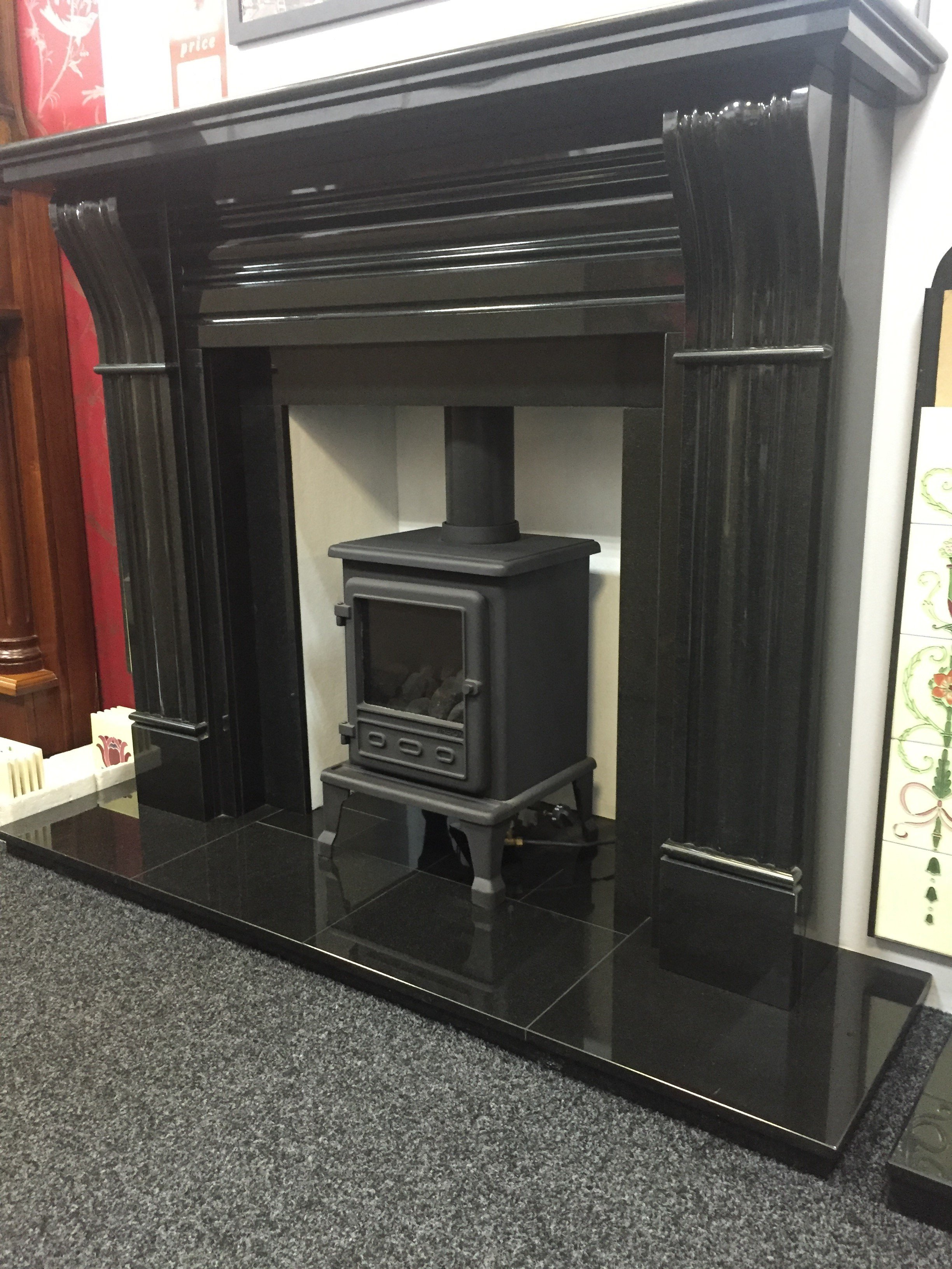 are you looking for granite fireplaces in glasgow
