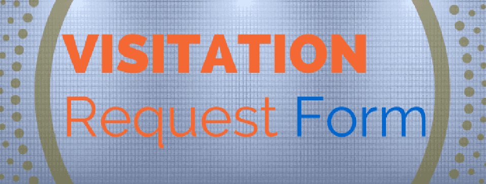 Visitation Request e-Form