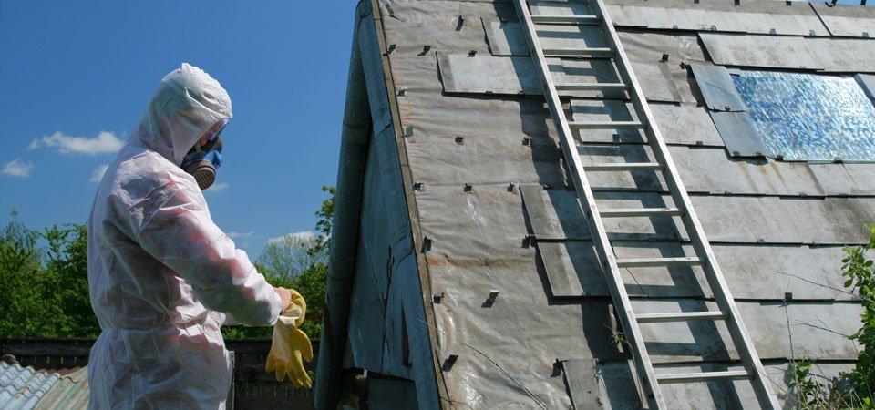 asbestos installation