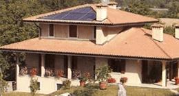 Installazione collettori solari