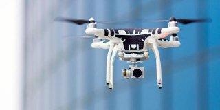 ispezione con droni