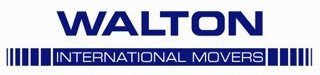 WALTON INTERNATIONAL MOVERS logo