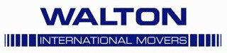 WALTON INTERNATIONAL MOVERS logo