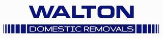 WALTON DOMESTIC REMOVALS logo