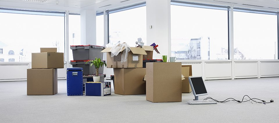 office items for removals