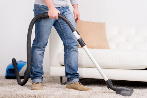 Vacuum cleaner we use for carpet, rug and upholstery cleaning in Berlin, WI