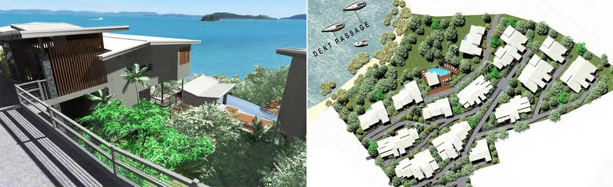 projects and designs pty ltd acacia drive hamilton island