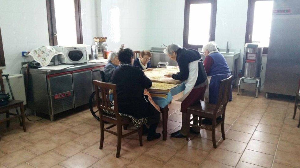 Organizzazione ricreativa per anziani