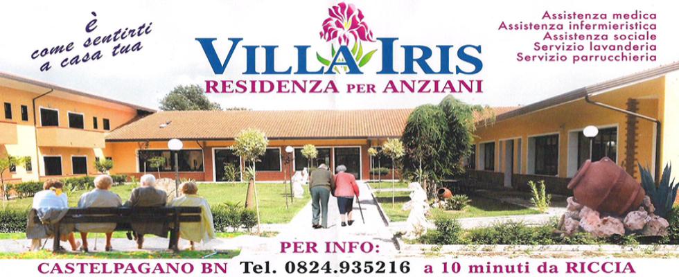 Villa Iris Residenza per anziani
