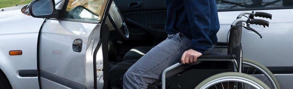 Installazione dispositivi di guida per disabili