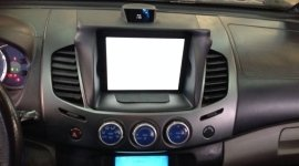installazione ipad in car