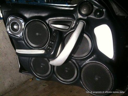 casse car audio