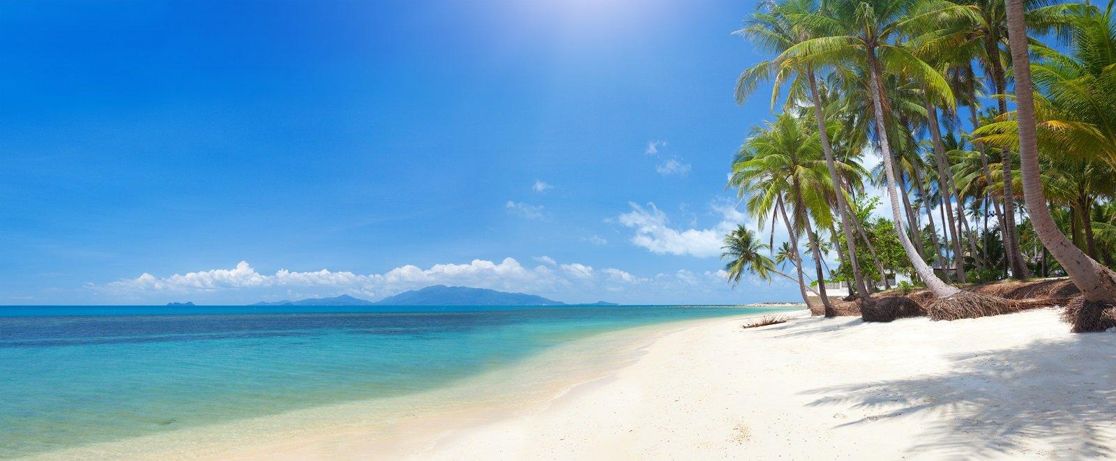 maldive paesaggio