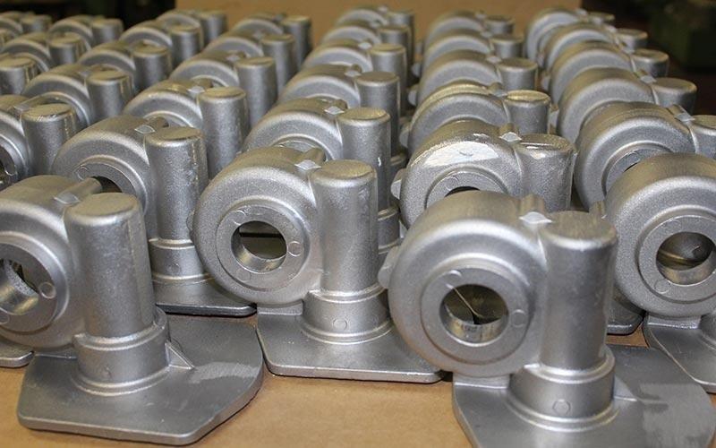Componenti in alluminio