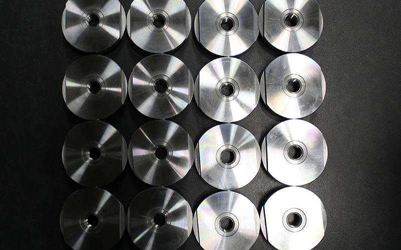 Particolari in acciaio