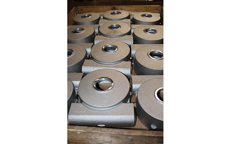 Lavorazione componenti in alluminio