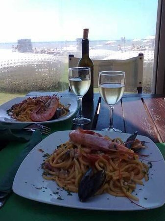 Ristorante Sul Mare A Fregene Ondanomala Suite Club