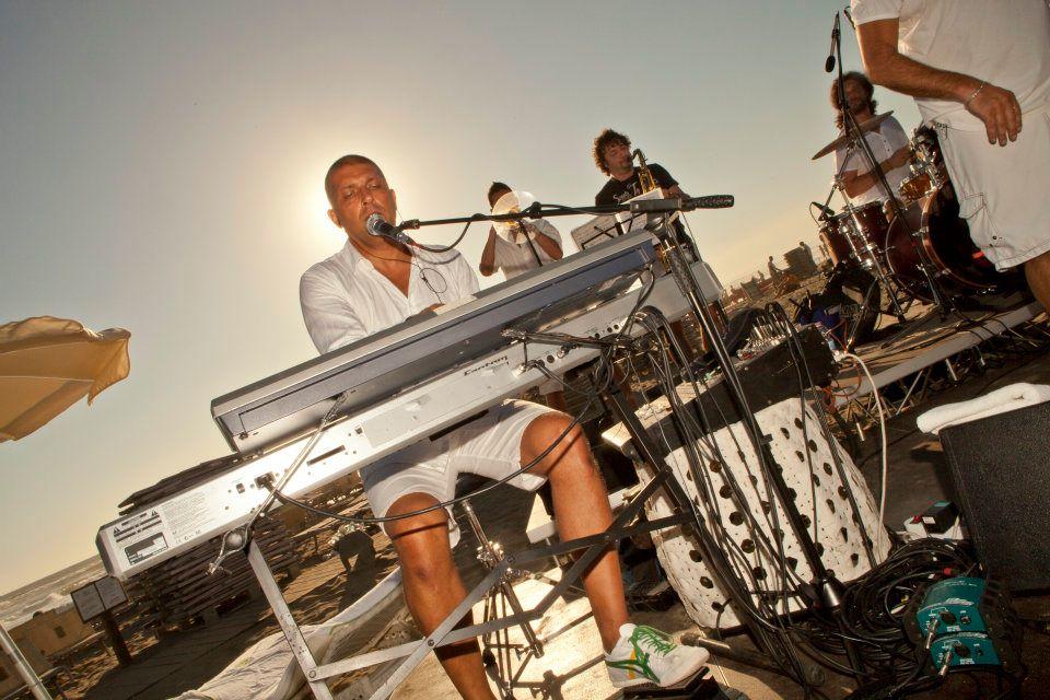 Tastierista gruppo musicale