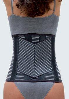 corsetto lombosacrale