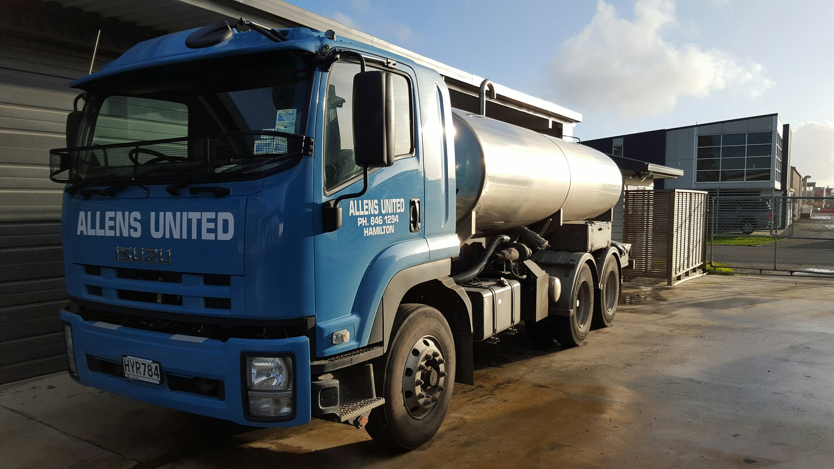 Equipment for domestic water delivery services