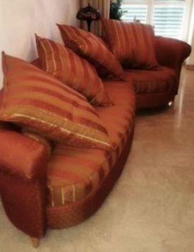 rifacimento divani roma