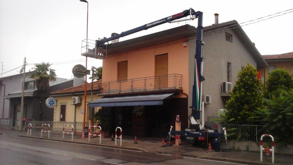 riparazione tetto
