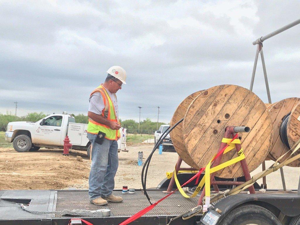 licensed electrician Laredo, TX