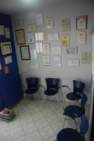 sala attesa diplomi Turinetto