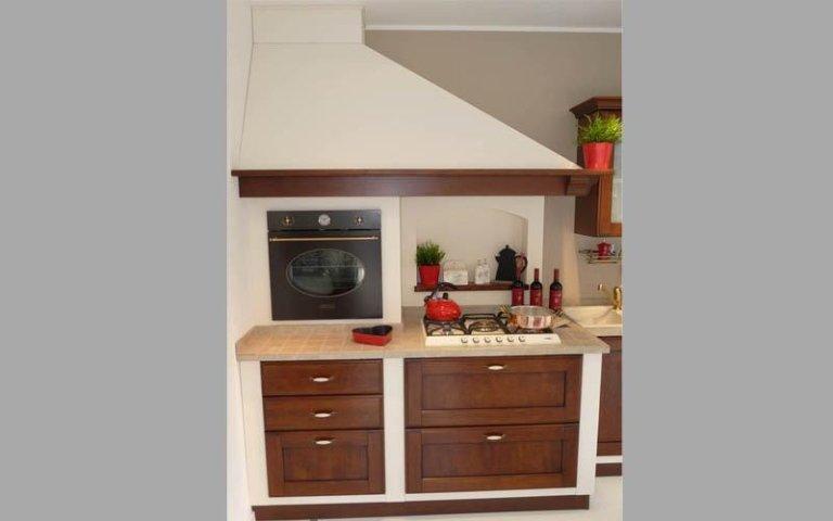 vendita cucine in legno ravenna