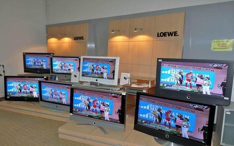 vendita televisori ravenna