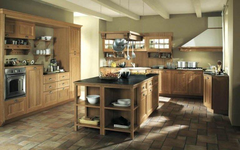 cucine in legno ravenna