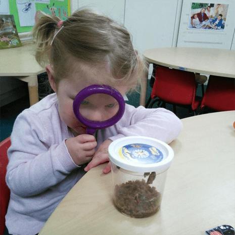 child scientist