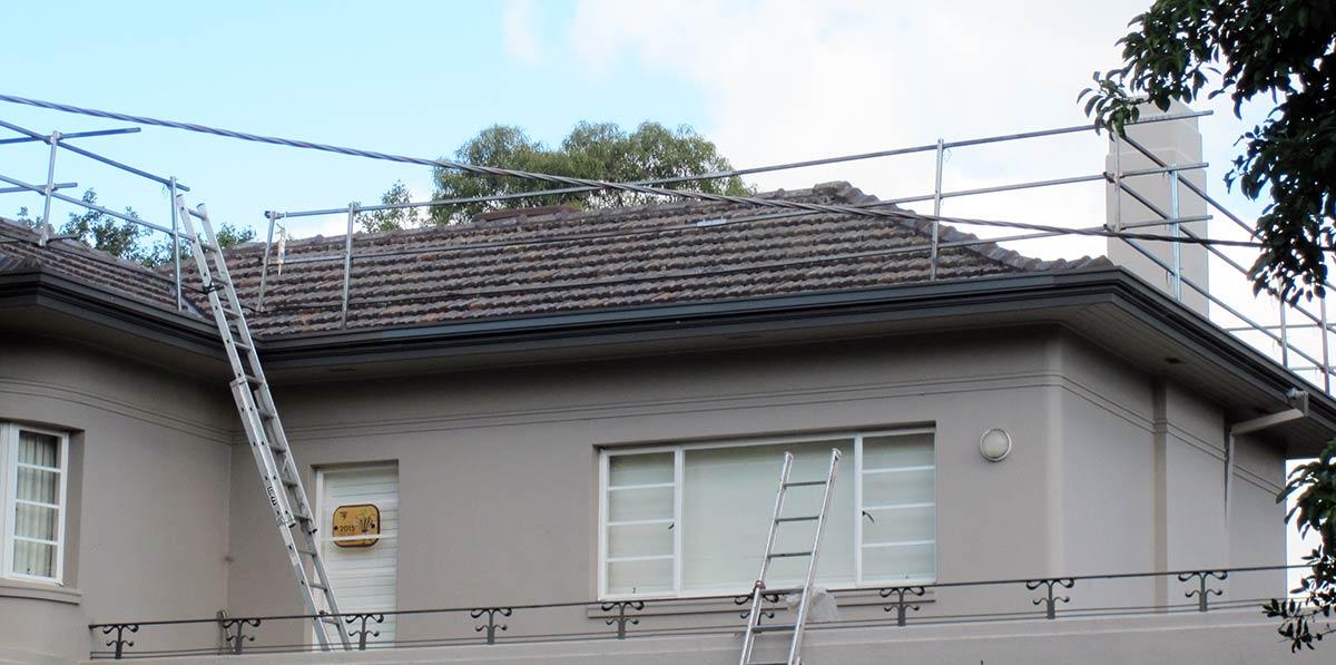 rainguard roofing repairs