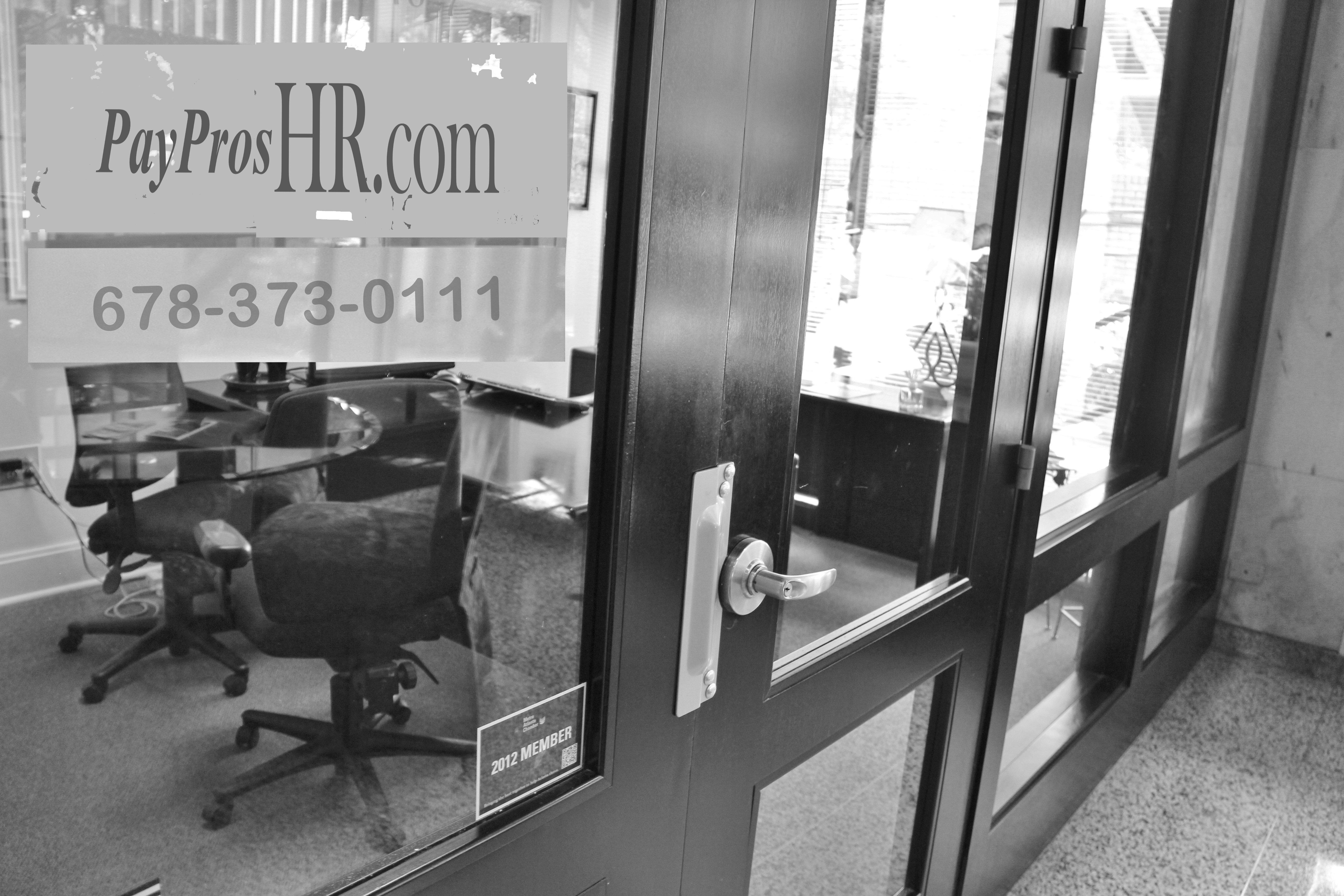 Paypros HR office