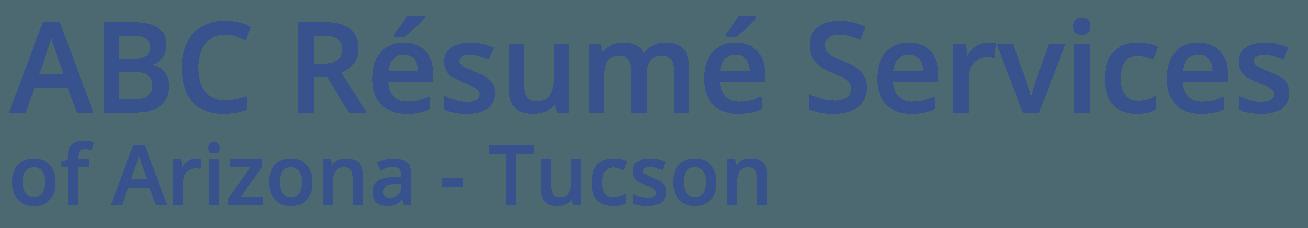 Professional resume writing services tucson az