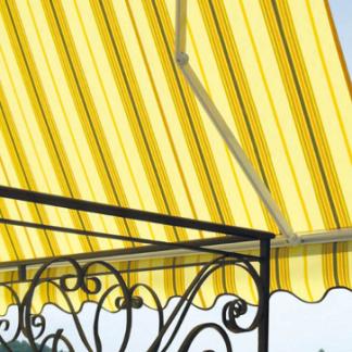 tenda da sole a bracci, tenda da esterno a bracci, tende a bracci su misura