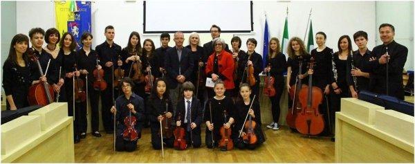 Orchestra Maria Teresa Agnesi