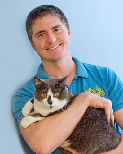 Dr Stephen Anderson, one of our doctors that provide veterinarian services