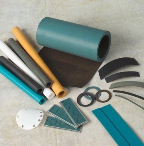 Nastri di scorrimento Antiattrito incollabili, prodotti originali Trelleborg. Forniamo anche gli adesivi Araldite consigliati dal produttore