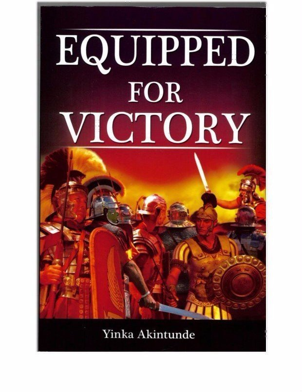 Equipped for Victory book