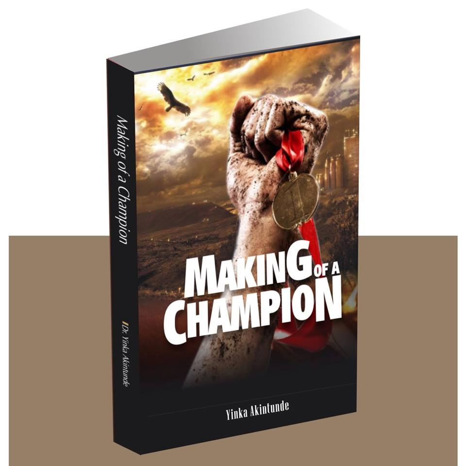 Making Champions book
