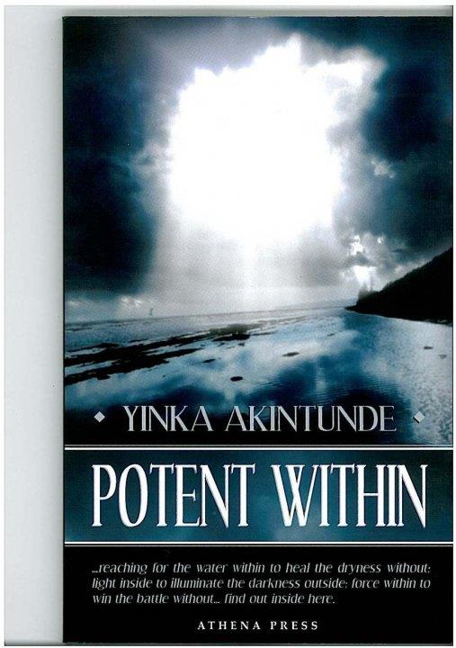 Potent Within book