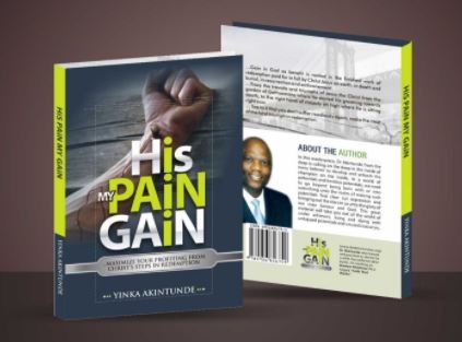 His Pain My Gain book