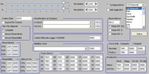 riweb gestione elaborazioni