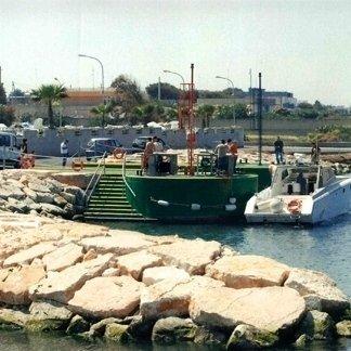 opere marittime, porti, infrastrutture portuali