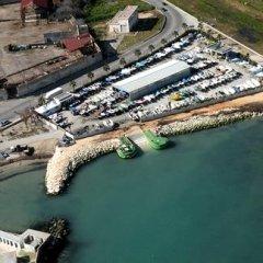 stazione carburante per imbarcazioni