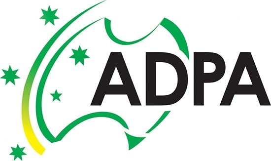 Australian Dental Prosthetics Association logo